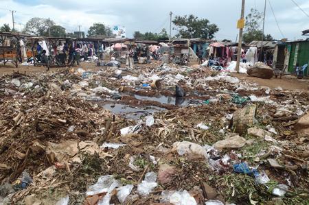 Marché Kibuye Kenya